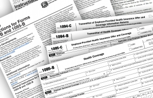 Tax Year 2017 Draft Forms 1095-B/C and 1094-B/C Released by IRS